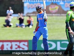 ICC U-19 World Cup: Shubman Gill, Ishan Porel Power India Past Pakistan In Semi-Final