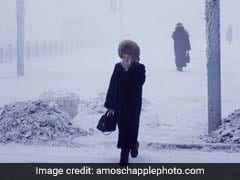 In Coldest Village On Earth, Eyelashes Freeze, Temperatures Sink To -88F