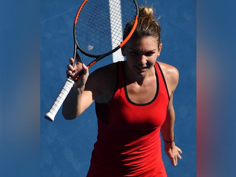 Australian Open: Simona Halep Battles Into Final With Caroline Wozniacki