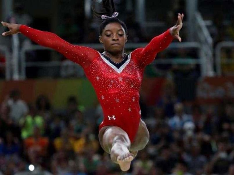 Olympian Simone Biles Says She Was Abused By USA Gymnastics Doctor Larry Nassar