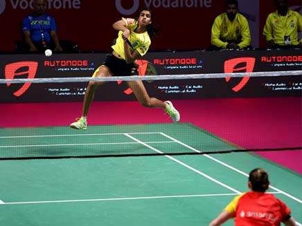 Premier Badminton League: Chennai Smashers Beat Bengaluru Blasters To Keep Semis Hopes Alive