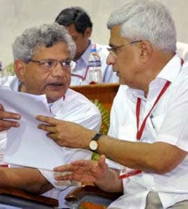 In Battle Against BJP, CPM Won't Work With Congress, For Now