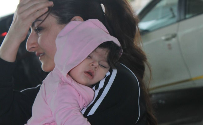 Soha Ali Khan's 'Latest Project' Is Daughter Inaaya And 'Happily So'