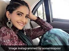 Cornrows With A <i>Saree</i>? Trust Sonam Kapoor To Pull It Off