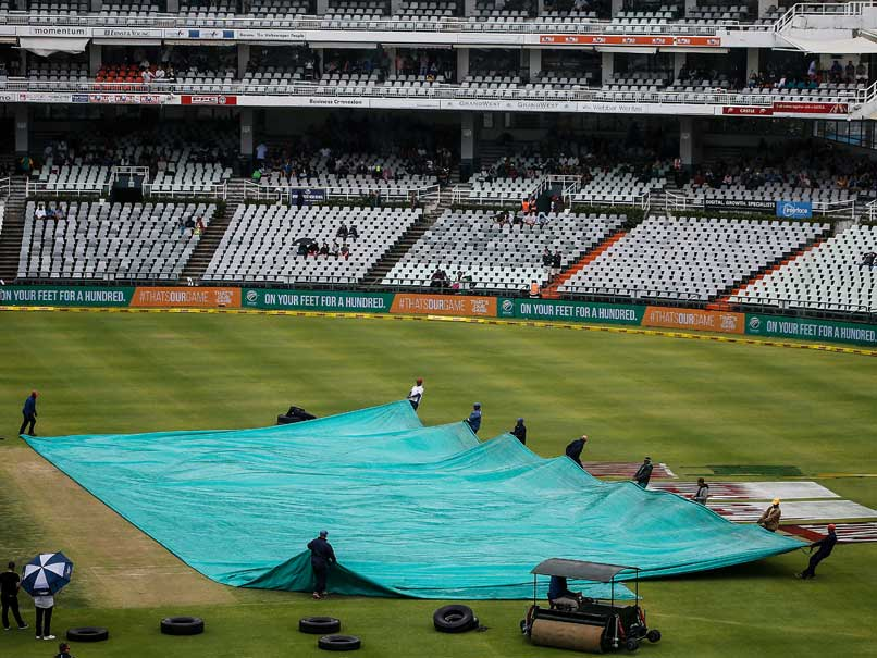 Highlights, India (IND) vs South Africa (SA), 1st Test Day 3: Play Called Off Due To Rain