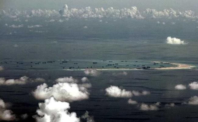 अमेरिका ने कहा-दक्षिण चीन सागर में पड़ोसियों को धमका रहा चीन