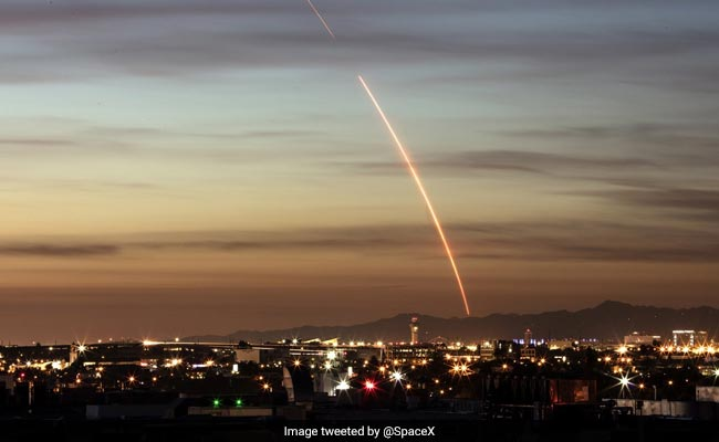 US Spy Satellite Believed To Be Destroyed After Failing To Reach Orbit: Officials