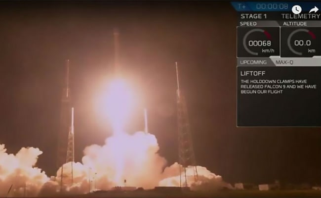 SpaceX successfully launches Zuma mission for U.S. government