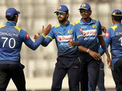 Tri-Series: Sri Lanka Thrash Bangladesh To Reach Final