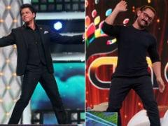 Shah Rukh Khan, Aamir Khan, Anushka Sharma, Deepika Padukone And Ranveer Singh At Umang 2018. See Pics