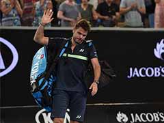 Stan Wawrinka Crashes Out of Australian Open After Defeat To Tennys Sandgren