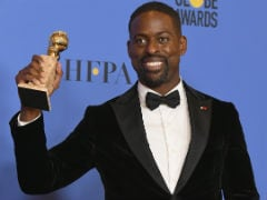 Golden Globes 2018: Sterling K Brown Thanks <i>This Is Us</i> Maker For 'Writing A Role For A Black Man'