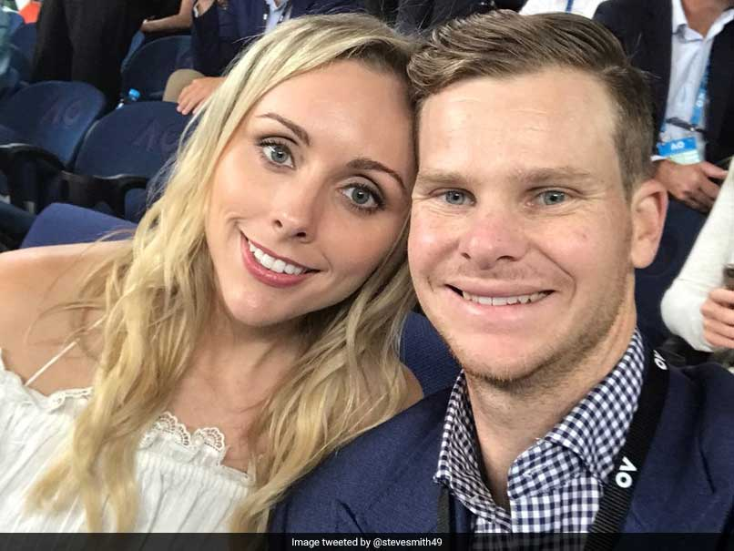 'Brain Fade' Again: Steve Smith Tags Wrong Woman In Pic With Fiancee