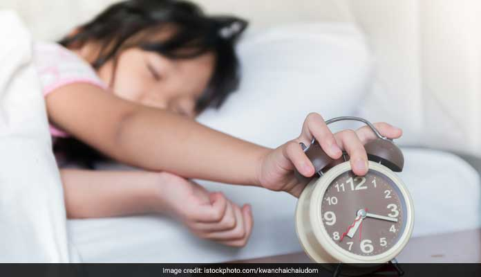 sufficient sleep is essential for health