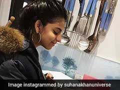 Viral: Shah Rukh Khan's Daughter Suhana Channels Her Inner Master Chef
