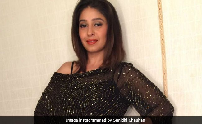 New Mom Sunidhi Chauhan Was Confident Baby Would Be A Girl, Reveals Her Father