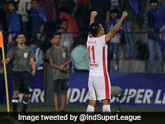Indian Super League: Sunil Chhetri Scores A Brace As Bengaluru FC Tops Table