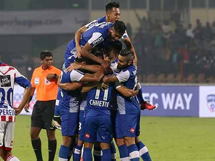 Indian Super League: Sunil Chhetri
