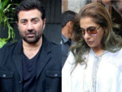 Sunny Deol And Dimple Kapadia Are Trending Again. Here's Why