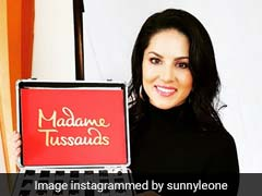 Sunny Leone's Wax Figure Being Readied For Madame Tussauds Delhi