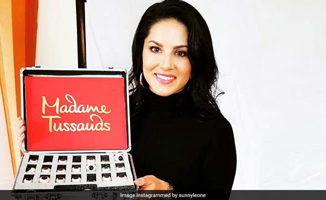 Sunny Leone's Wax Figure To Be Placed At Madame Tussauds Delhi