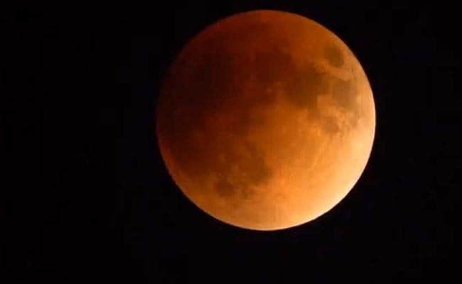 red moon today india time - photo #9