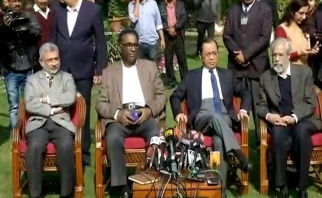 Image result for judges go to media