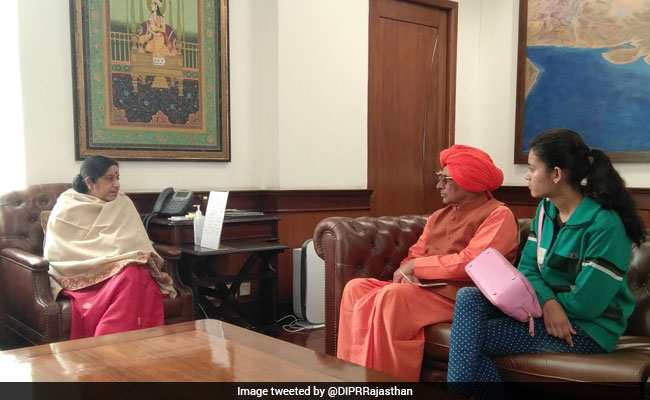 17-Year-Old Girl's US Dream Comes True After Sushma Swaraj Intervenes
