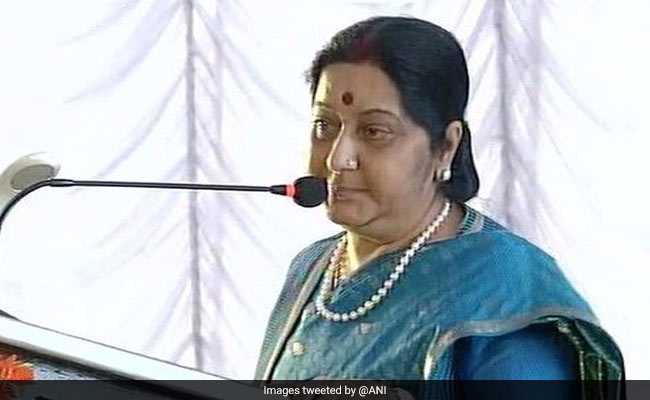 3 Indian,7 Nepalese Girls Held Captive In Kenya Rescued: Sushma Swaraj