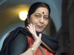 Congress To Move Privilege Motion Against Sushma Swaraj