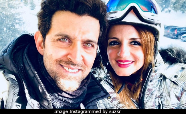 Hrithik Roshan, Forever And Always: Ex-Wife Sussanne Khan's Birthday Post