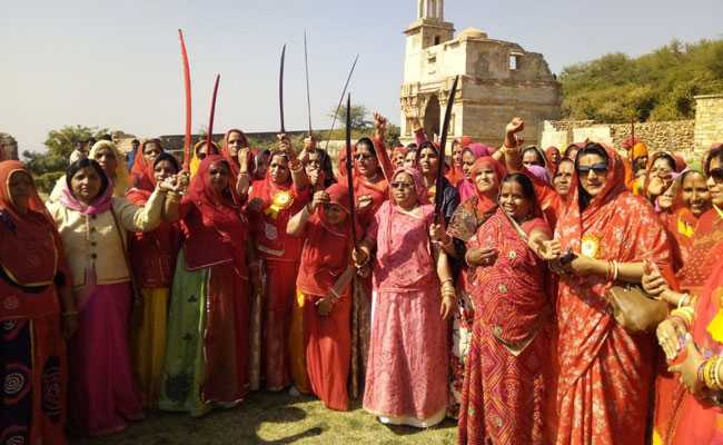 swabhimaan rally
