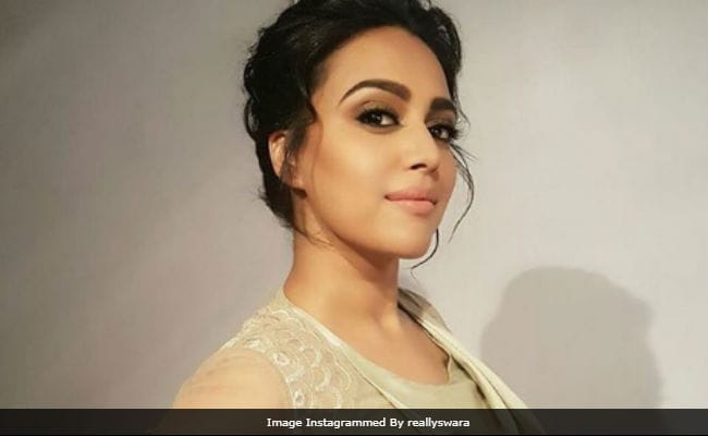 Swara Bhasker On Reaction To 'Padmaavat' Open Letter: 'They Only Remember The Word Vagina'