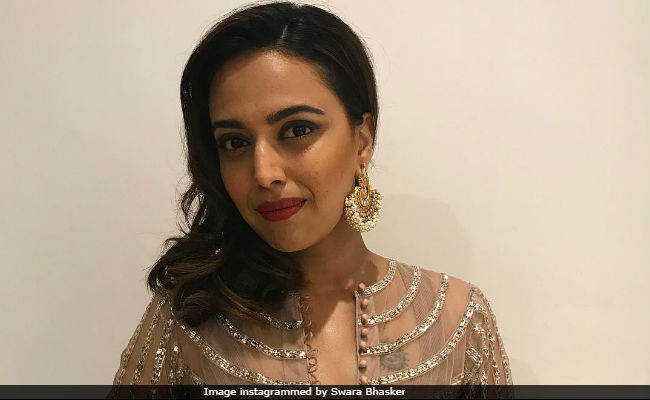 Swara Bhasker On  'Padmaavat'  Letter: 'Didn't Expect So Much Chaos For Using The V-Word'
