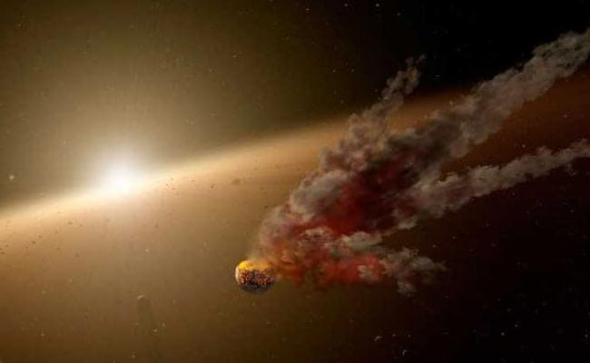 Cosmic Dust, Not 'Alien Megastructure,' Veils Mysterious Star