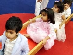 Baby Taimur And Tusshar Kapoor's Son Laksshya Party Again. See Pic