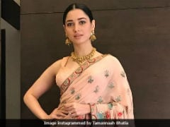 Baahubali Actor Tamannaah Bhatia Just Turned Vegetarian: Here's Why!