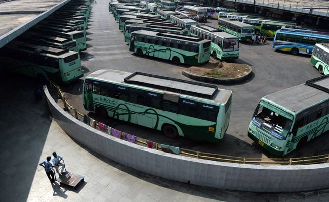 Ahead Of Pongal, Bus Services Return To Normal In Tamil Nadu After 8-Day Strike