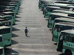 "Wage Cut A ""Rumour"", Says Tamil Nadu Government Amid Chennai Bus Strike"