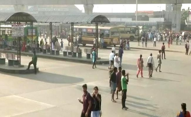 BJP Collecting ''Jaziya'' From People: Congress On Bus Strike In Jammu