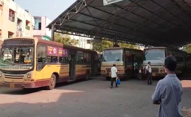 Tamil Nadu Bus Strike: High Court Asks Workers To Return To Work