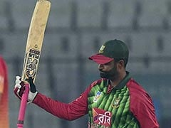 Tamim Iqbal Guides Bangladesh To Easy Win Over Zimbabwe