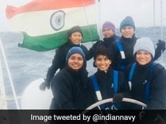 Documentary On Voyage Of All-Women INSV Tarini Crew To Make TV Debut