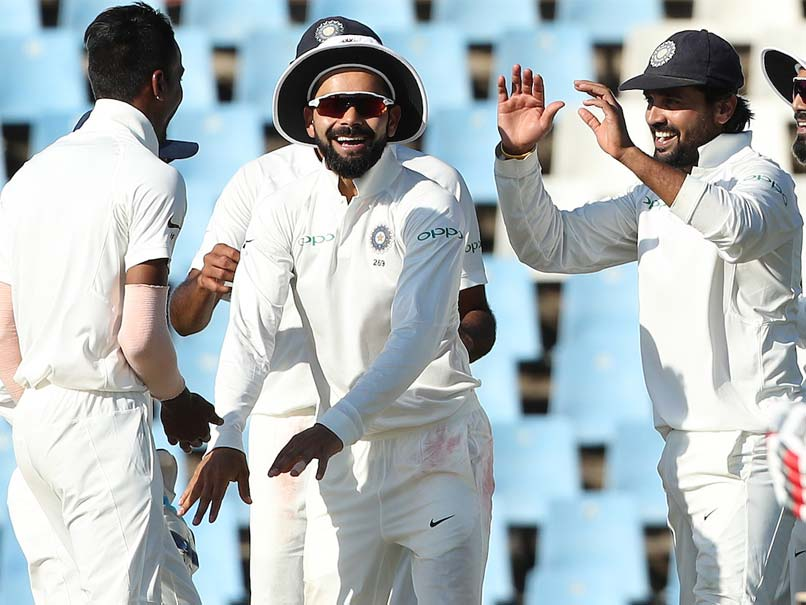 2nd Test: Ashwin Leads India