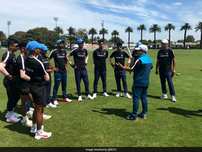 India U-19 beat Australia U-19 by 100 runs