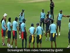 India vs South Africa: Team India Undergoes Novel Training Drill Ahead Of 2nd Test