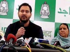 पटना में राजद कार्यकर्ताओं पर पुलिस ने किया लाठीचार्ज, तेजस्वी यादव ने किया प्रदर्शन