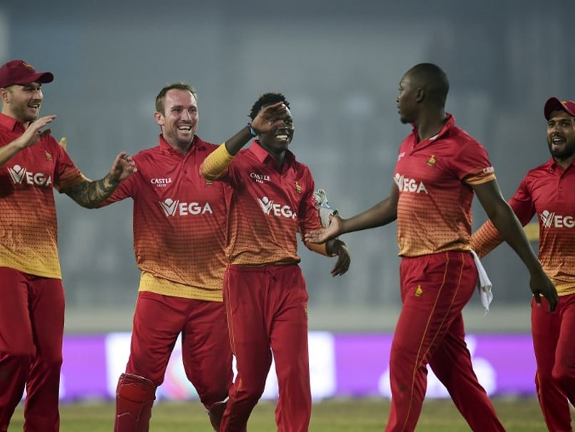 Tri-Series: Tendai Chatara Grabs Four As Zimbabwe Edge Sri Lanka