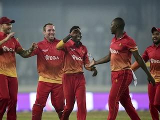 Tri-Series: Tendai Chatara Grabs Four As Zimbabwe Edge Sri Lanka