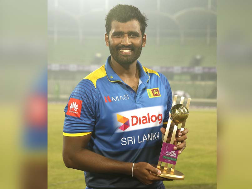 Thisara Perera Halts Sri Lanka Slide With Win Over Zimbabwe